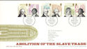 2007-03-22 Abolition of The Slave Trade T/House FDC (54398)