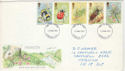 1985-03-12 Insects Stamps London FDI (54436)