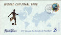 1998-07-12 France World Cup Football Souv (54500)