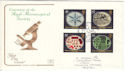 1989-09-05 Microscopes London SW Cotswold FDC (54540)