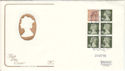 1986-10-20 �1 Discount Booklet Windsor FDC (54595)
