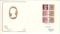1986-10-20 50p Booklet Stamps Windsor FDC (54597)