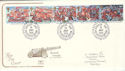 1988-07-19 Spanish Armada Plymouth FDC (54619)
