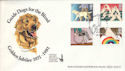 1981-03-25 Guide Dogs Jubilee Wallasey FDC (54639)