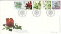 2002-11-05 Christmas Stamps Bethlehem FDC (54773)