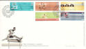 2002-07-16 Commonwealth Games Manchester FDC (54788)