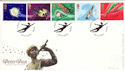 2002-08-20 Peter Pan Stamps Hook FDC (54789)