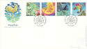 2001-03-13 Weather Stamps Fraserburgh FDC (54792)