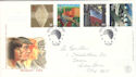 1999-05-04 Workers Tale Stamps Belfast FDC (54826)