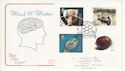 2000-09-05 Mind and Matter Stamps Eden Cornwall FDC (54878)