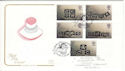 2001-02-06 Occasions Stamps Gretna Green Carlisle FDC (54883)