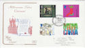 1999-07-06 Citizens Tale Stamps Runnymede FDC (54895)