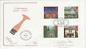 1997-08-12 Post Offices Sanquhar PO FDC (54945)