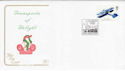 2003-09-18 Transports of Delight S/A Stamp Hornby FDC (54974)