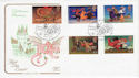 1998-07-21 Magical Worlds Leighton Buzzaed FDC (55046)
