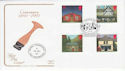 1997-08-12 Post Offices Tintagel Cornwall FDC (55063)
