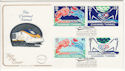 1994-05-03 Channel Tunnel Stamps Folkestone FDC (55078)
