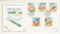 1994-04-12 Pictorial Postcards BROADSTAIRS FDC (55081)