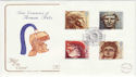 1993-06-15 Roman Britain Stamps Bath FDC (55095)