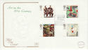 1993-05-11 Art / Europa P Nash Dymchurch FDC (55096)
