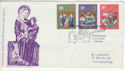 1970-11-25 Christmas Stamps Bethlehem FDC (55132)
