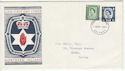 1967-03-01 N Ireland Definitive Belfast FDC (55153)