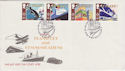 1988-05-10 Transport and Communications Glasgow FDC (55154)