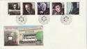 1985-10-08 British Films Stamps Bureau FDC (55212)
