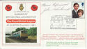 1981-11-02 Railway Naming Royal British Legion Signed Souv (5522