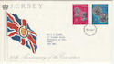 1978-06-26 Coronation Stamps FDC (55350)