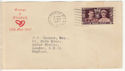 1937-05-13 KGVI Coronation London W1 FDC (55390)