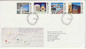 1987-05-12 British Architects Stamps Bureau FDC (55453)