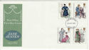 1975-10-22 Jane Austen Stamps Liverpool FDI (55472)