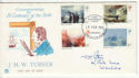 1975-02-19 Paintings Stamps Llandudno FDI (55504)