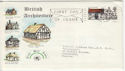 1970-02-11 Architecture Paddington Slogan FDC (55526)