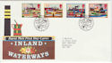 1993-07-20 Inland Waterways Bureau FDC (55602)