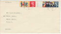 1965-08-09 Salvation Army Stamps cds FDC (55638)