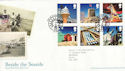 2007-05-15 Beside the Seaside Blackpool FDC (55680)
