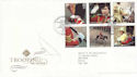 2005-06-07 Trooping the Colour London SW1 FDC (55689)