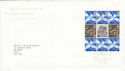 2000-08-04 Queen Mother Bklt Pane London SW1 FDC (55716)