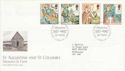 1997-03-11 Missions of Faith Stamps Bureau FDC (55767)