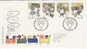 1979-07-11 Year of The Child Stamps Bureau FDC (55807)