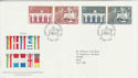 1984-05-15 Europa Stamps London SW FDC (55836)