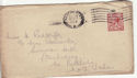 1912-24 King George V 1½d used on envelope (55854)