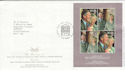 2005-04-08 Royal Wedding M/S Windsor FDC (55892)