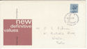 1978-04-26 Definitive Stamp Windsor FDC (56004)