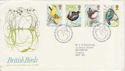1980-01-16 British Birds Bureau FDC (56147)