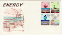 1978-01-25 Energy Stamps Devon FDI (56164)