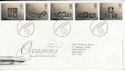 2001-02-06 Occasions Stamps Bureau FDC (56350)