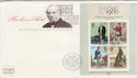 1979-10-24 Rowland Hill M/S London EC FDC (56390)